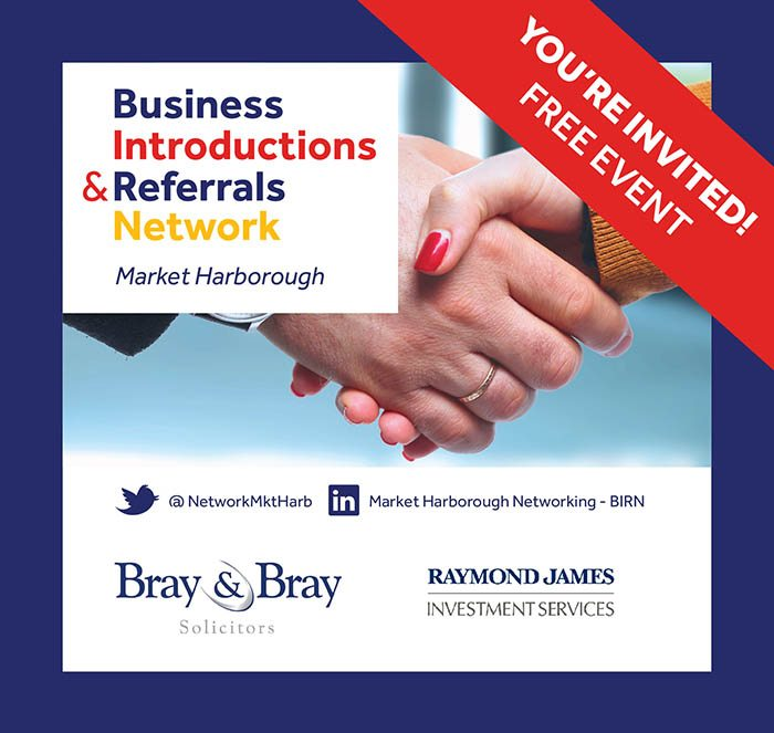 Networking in Market Harborough (BIRN)