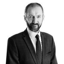 Family law solicitor Chris Monro