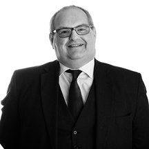 Criminal defence solicitor Mike Garvey