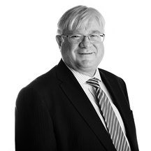 Corporate solicitor Tim Gladdle