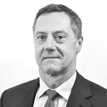 Commercial property solicitor Phillip Heseltine