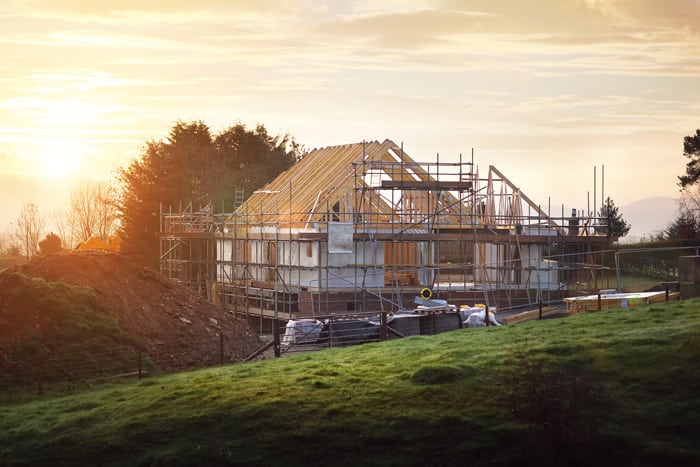 Can I buy a new-build property before it's built?