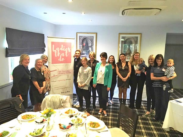 Bray & Bray helping to grow popular Hinckley networking group