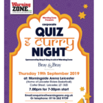 Bray & Bray sponsors Warning Zone quiz and curry night